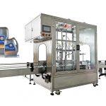 Автоматична машина для наповнення витратоміром з 4 головками для машини для наповнення витратоміром 20-35 л