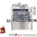 Автоматична машина для наповнення соусу