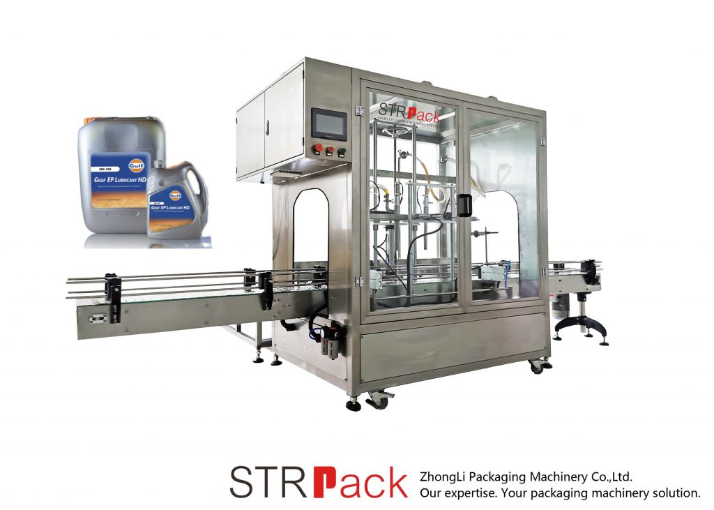 Автоматична машина для заповнення витратомірів