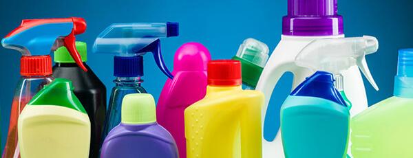 Побутові чистячі засоби Машини для заповнення