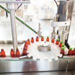 Автоматична упаковочна лінія для автоматичного заповнення рідких вітамінів машини