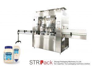 Машина для наповнення роторного насоса STRRP